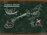 Rainbow Wizard