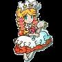 PrincessButton