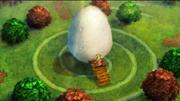 King Omelet's Egg