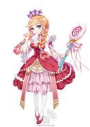 Princess Apricot 4 (Vita)