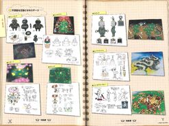 Pages 152-153 Concept Art 2