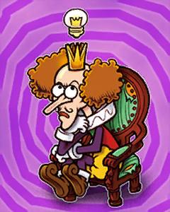 King Omelet