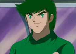 Ritsuka Sanjou in anime
