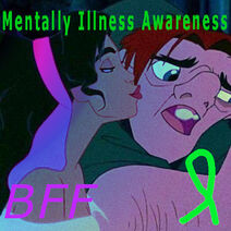 BFF Mentally Ilness Awareness
