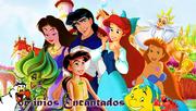 La-sirenita-dominios-encantados-the-little-mermaid-ariel-disney-eric-melody-vanessa-ursula-triton-athenea-morgana-flounder-sebastian