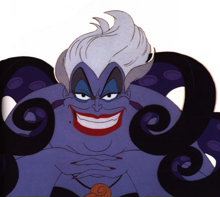 Ursula The Little Mermaid Fandom Powered By Wikia