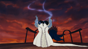 Ursula wedding transformation (HD) 22