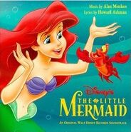 The Little Mermaid 1997 Cover