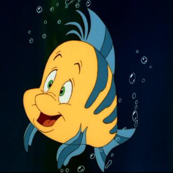 Scuttle Little Mermaid Singing
