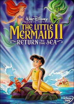 The Little Mermaid II Poster
