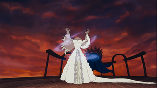 Ursula wedding transformation (HD) 13
