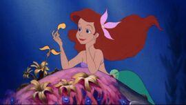 Ariel in love