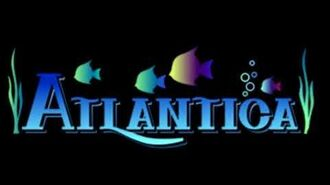 Kingdom Hearts I Atlantica dialogue