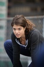 Marie avgeropoulos in TRACERS