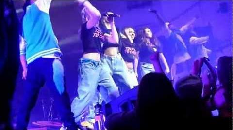 Little Mix (HD) - Wings (Encore) (Live, DNA Tour 2013, Royal Concert Hall, Nottingham)