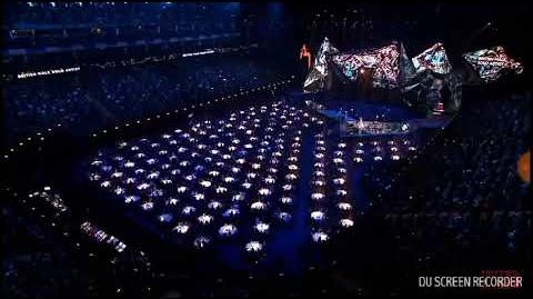 Little Mix presents best male artist of the year on the BRITs 2018
