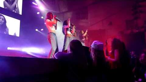 Little Mix - Wings (Live, DNA Tour 2013, Royal Concert Hall, Nottingham)