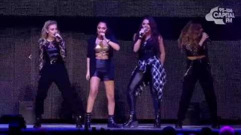 Little Mix - Wings - Capital FM Jingle Bell Ball 2013