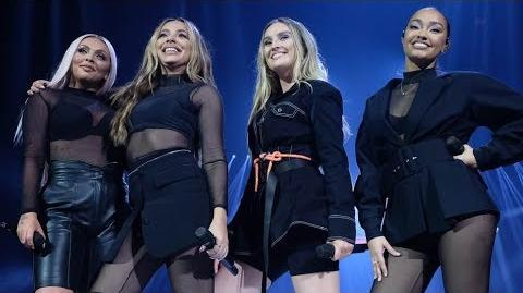 Little Mix - Only You (Radio 1's Teen Awards 2018) - FLASHING IMAGES