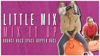 Little Mix - Mix It Up- Space Hopper Challenge