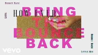 Little Mix - Bounce Back (Lyric Video)