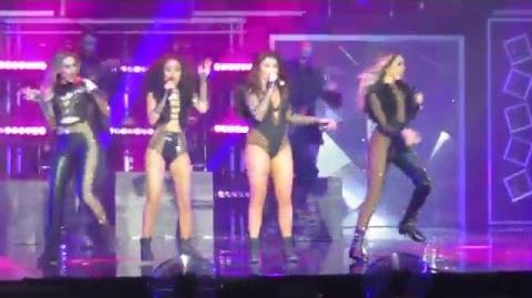 Little Mix - Jump On It, Crazy In Love, Fester Skank, Where Are Ü Now, Ring The Alarm - Get Weird