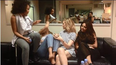 Little Mix for VEVO Lift