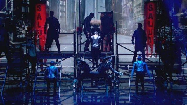 Little Mix - Salute - BGT - 2014