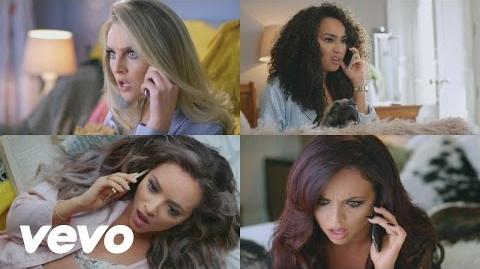 Little Mix - Hair (Official Video) ft