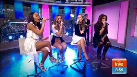 Little Mix - Love Me Like You (Live on Sunrise)
