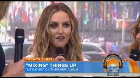 Little Mix Interview Live On Today Show