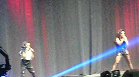 Little Mix -DNA - Free Radio Live 2012