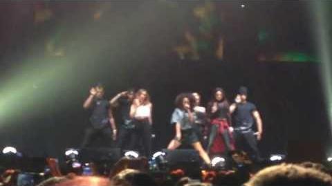 DNA - Little Mix - Free Radio Live 2013