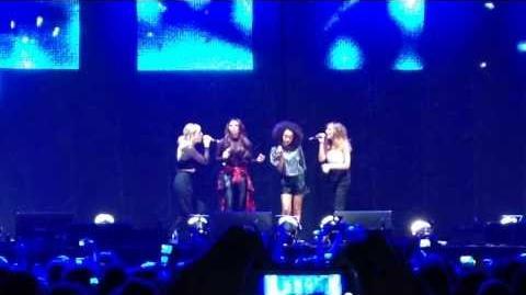 How Ya Doin'? (A Capella) - Little Mix - Free Radio Live 2013