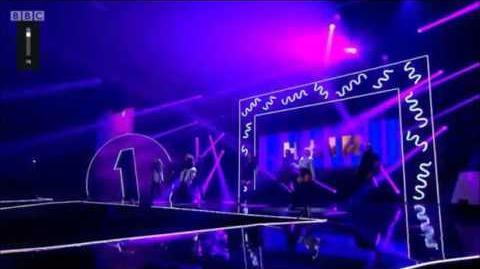 Little Mix - Hair (Live BBC Radio 1 Teen Awards)