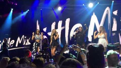 Little Mix - NEW SONG Grown (Apple Music Festival, London)