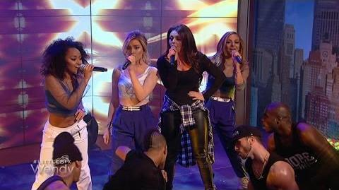 """Little Mix Perform """"Move"""" on The Wendy Williams Show"""