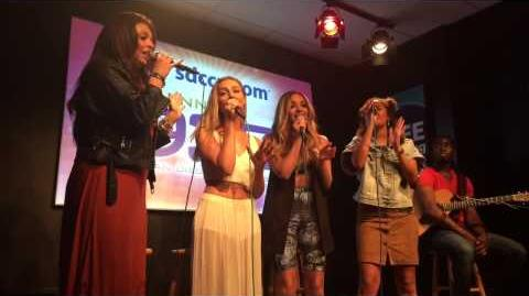 "Exclusive First Live Performance Of ""The End"" By Little Mix"