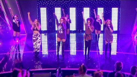 Little Mix perform 'Shout out to my Ex' - Children in Need 2016