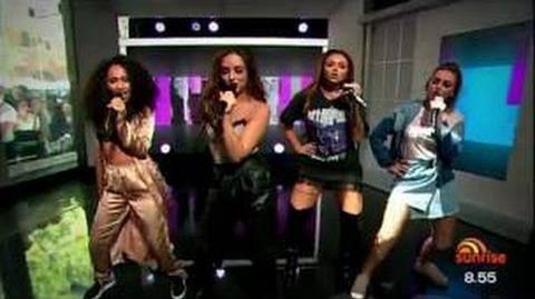 Sunrise Australia 'Little Mix' Perform 'Shout Out To My Ex' - LIVE - HD - 17th Nov 2016.