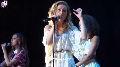 Little Mix Perform Little Me at 99