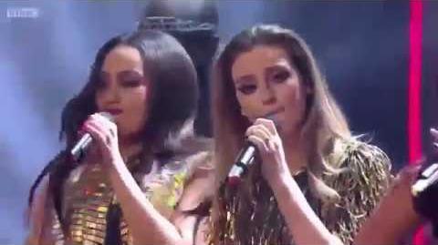Little Mix - Move (Live BBC Radio 1's Teen Awards)