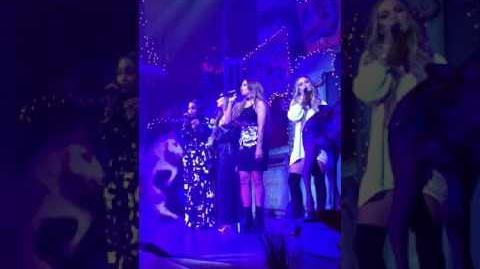 Little Mix Fan-Event at Europa-Park