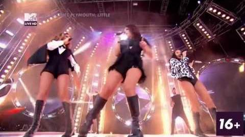 Little Mix - Wings (MTV Crashes Plymouth 2015)