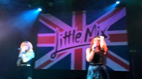 Little Mix - DNA - Osaka, Japan (27 01 14)