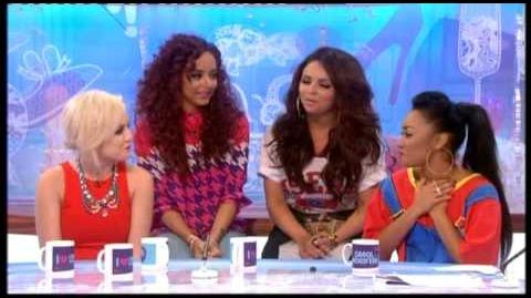 Little Mix on Loose Women - 7th September interview (HD)