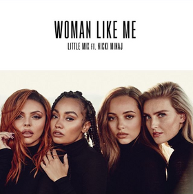 Woman like me cover