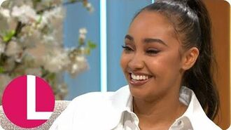 Little Mix's Leigh-Anne on Dealing with Racist and Body-Shaming Trolls Lorraine