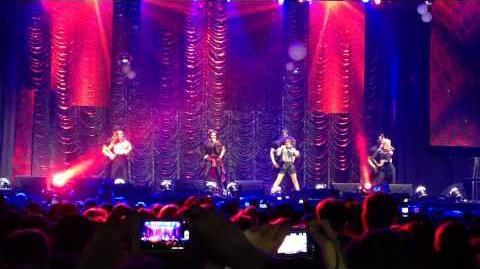 Move - Little Mix - Free Radio Live 2013
