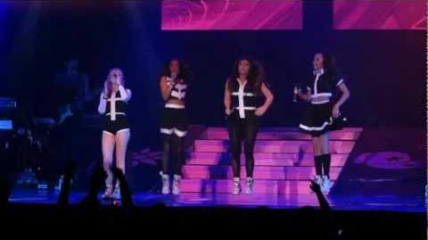 Little Mix - Madhouse - DNA Tour - at the BIC, Bournemouth on 16 02 2013